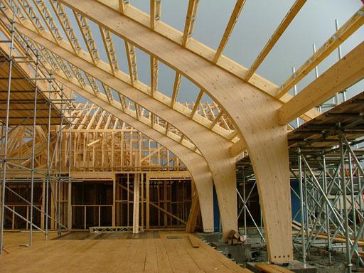 Retallack resort and spa djr roof trusses ltd