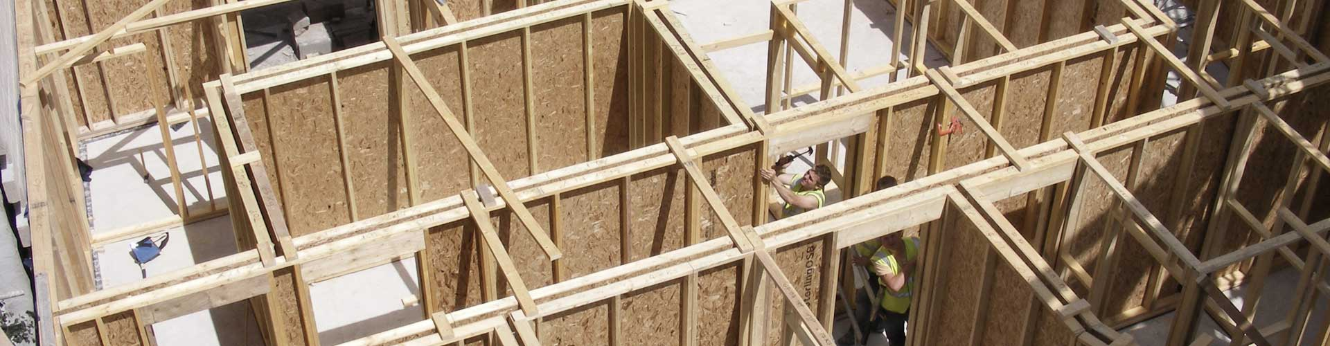 Timber Frame - DJR Roof Trusses Ltd