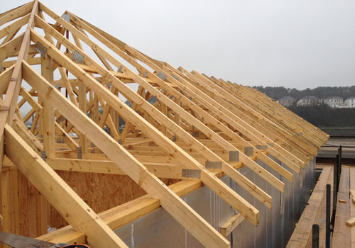 Roof Trusses Djr Roof Trusses Ltd